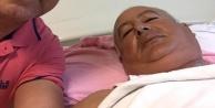 Alanya#039;daki restorancı denizde vurgun yedi