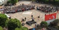 Bahçeşehir#039;de görkemli tören