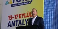 Alanyalı Bakan Çavuşoğlu#039;ndan tarıma müjde