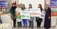 Kadın çiftçiler bu kez Manavgat#39;ta yarıştı