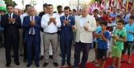 Konaklı Yemen Kahvesi dualarla açıldı