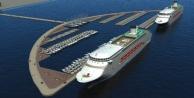 Kruvaziyer Liman Projesi ihaleye hazır
