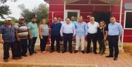 MHP#039;li Aksoy rekora koşuyor: 7 ilçe 61 muhtar...