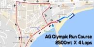 Triathlon hazırlıkları son hızıyla sürüyor