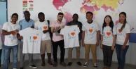 Yabancı uyruklu öğrenciler Alanya'da mutlu