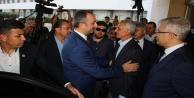 Adalet Bakanı Gül, yaralı savcıyı ziyaret etti