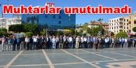 Alanya'da 'Muhtarlar Günü' kutlandı