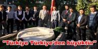 Alanyalı Alparenler#039;den Ankara çıkarması