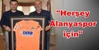 Alanyaspor#039;dan Başkan Yücel#039;e 1 TL teşekkürü