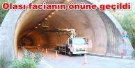 Dim Tüneli#039;ne bakım yapıldı