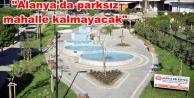 Merakla beklenen park hizmete açıldı