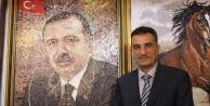 Suriyeliler, mozaikle Erdoğan#039;ın tablosunu yaptı