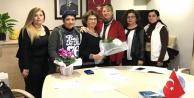 Alanya#039;dan seslendiler: Kadına şiddete hayır