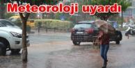 Alanya Dikkat! Şiddetli yağış geliyor
