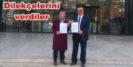 Alanya MHP'de şok istifa
