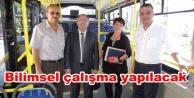 Alanya#039;nın toplu taşıma sorunu için işbirliği