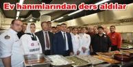 Alanya#039;nın yöresel yemeklerine büyük ilgi