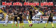 Alanyaspor tek golle 3 puanı aldı