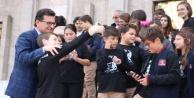 Antalyalı öğrenciler TBMMde