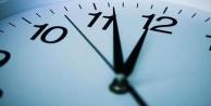Bakan#039;dan yaz saati açıklaması...