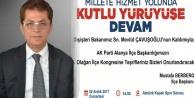 Berberoğlu'ndan kongreye davet
