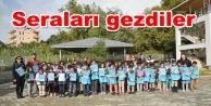 Eko okullarda ilk etkinlik düzenlendi