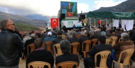 Erdoğan, Antalya'da 10 tesisin toplu açılışını yaptı