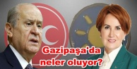 Flaş! 200 kişi MHP#039;den İYİ Parti#039;ye geçti