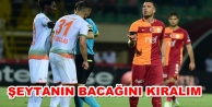 Galatasaray ile Alanyaspor 3. randevuda