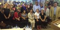 Kadın Kolları#039;ndan Berberoğlu#039;na duygusal veda