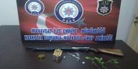 Komşuda uyuşturucu taciri tutuklandı