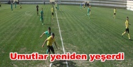 Payallar Gazipaşa'ya gol oldu yağdı
