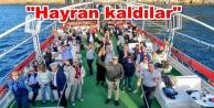 Rotary üyeleri Alanya#039;da toplandı