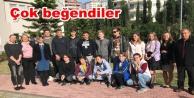 Rus öğrencilerden AHEP ziyareti