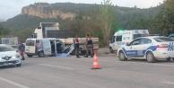 Trafik kazası! 1 ölü 2 yaralı var