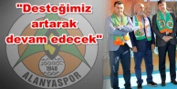 Başkan Türel#039;den destek sözü