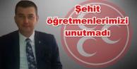 Türkdoğan: Minnetle hatırlıyoruz