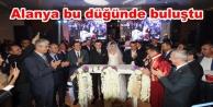 Türkdoğan ve Erdem dünya evine girdiler