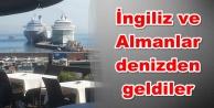 Yaz bitti, Alanya#039;da kurvaziyer turizmi bitmedi