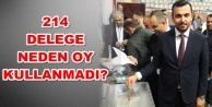 AK Parti'de Toklu'ya delege şoku