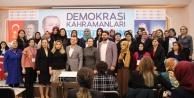 AK Parti Kadın Kollarında Karakaya güven tazeledi