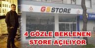 Alanya GS Store yarın açılıyor