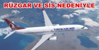 Alanya-GZP'de panik! Uçak inemedi