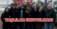 ALTSO huzurevi sakinlerini sinemaya götürdü