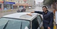 Antalya#039;nın ilk karı düştü