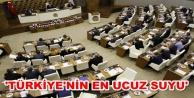 Başkan Türel#039;den Antalya#039;ya su müjdesi