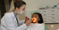 Büyükşehir 18 bin 396 çocuğun dişini tedavi etti