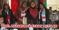 Filistin standına yoğun ilgi