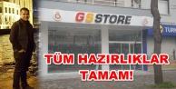 GS Store Alanya#039;da kapılarını açıyor