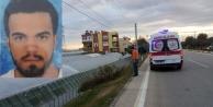 Minibüsün çarptığı genç hayatını kaybetti